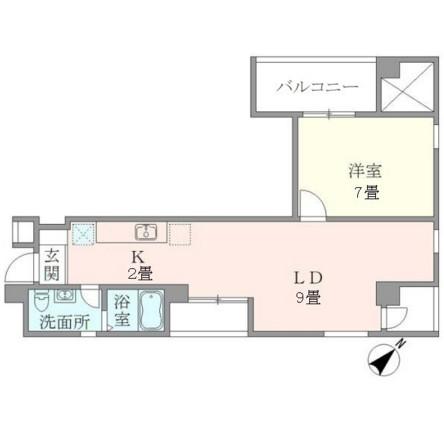 ブレグレイス参宮橋309号室