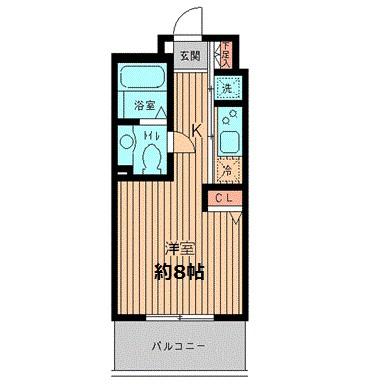 プロスペクト初台307号室