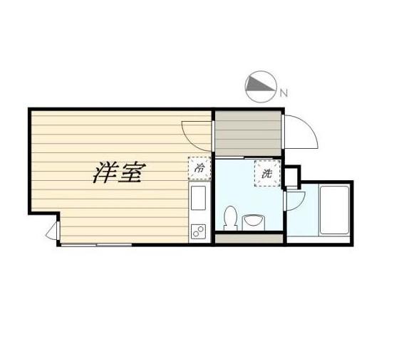 LAPiS新宿南201号室