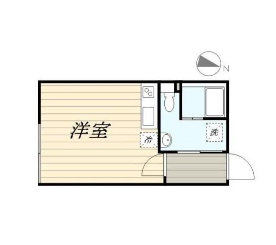 LAPiS新宿南202号室