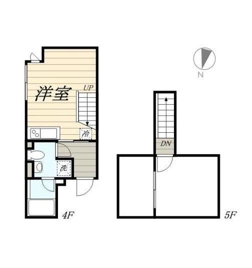 LAPiS新宿南401号室