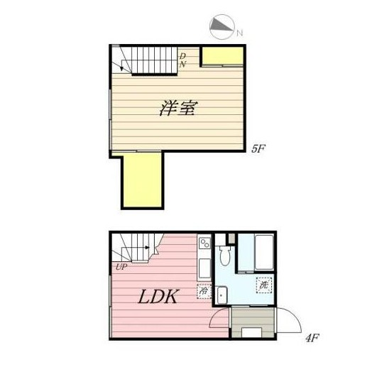 LAPiS新宿南402号室