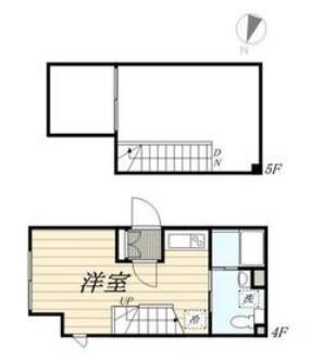 LAPiS新宿南403号室