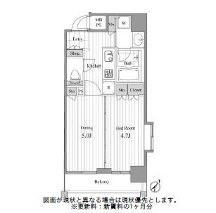 NCRe新宿中央公園1003号室