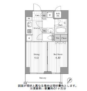 NCRe新宿中央公園205号室
