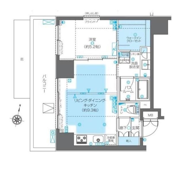 ZOOM神宮前204号室