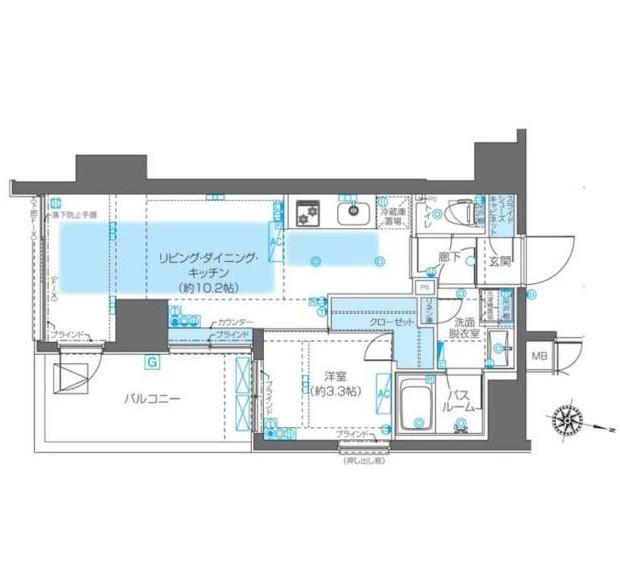ZOOM神宮前303号室