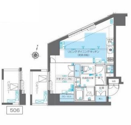 ZOOM神宮前506号室