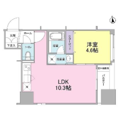 リバーレ東新宿602号室