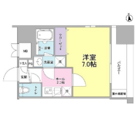 リバーレ東新宿903号室