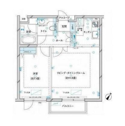 参宮橋マンション106号室
