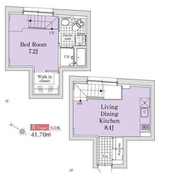 エクサム代々木イースト201号室