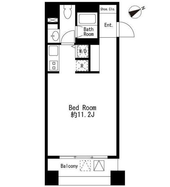 コムフラッツ白金701号室