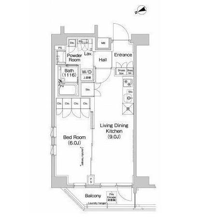 プラウドフラット代々木八幡201号室
