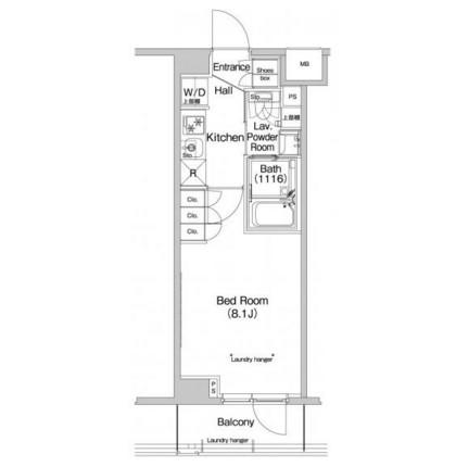 プラウドフラット代々木八幡504号室