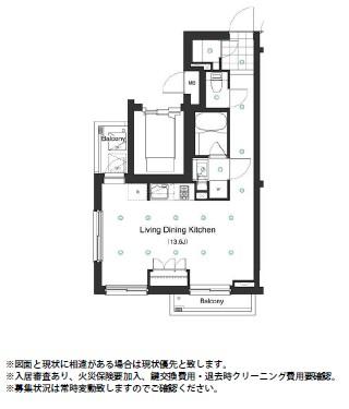 アパートメンツ駒沢大学308号室