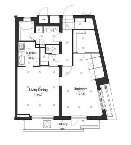 アパートメンツ駒沢大学401号室