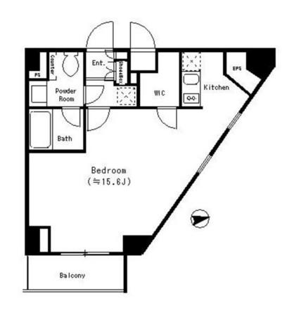 パークキューブ四谷三丁目1003号室