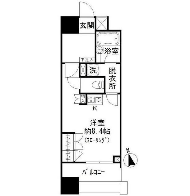 ファミール新宿グランスイートタワー209号室