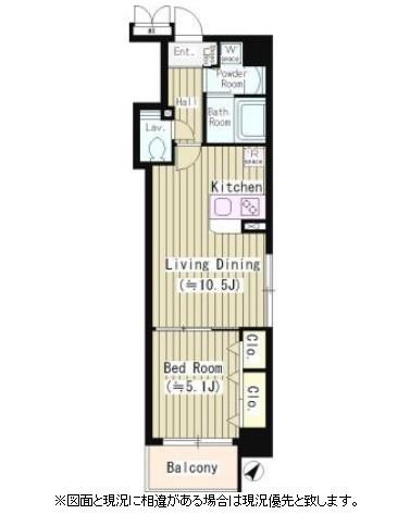 ワイズパティオ110号室