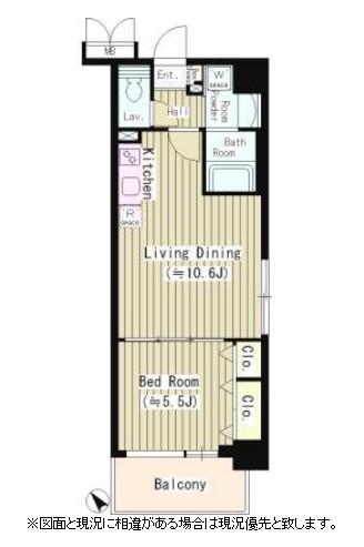 ワイズパティオ203号室