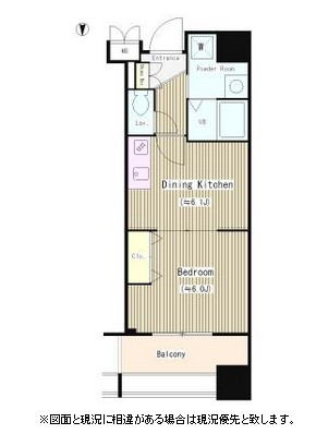 クレアールフレスカ807号室