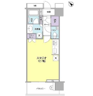 プリズムタワー402号室