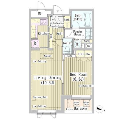 CARO南青山202号室
