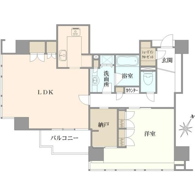 アクシア青山4F号室