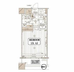 コンシェリア西新宿タワーズウエスト814号室