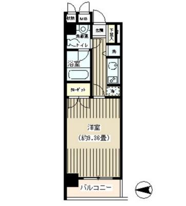 NONA PLACE渋谷神山町109号室