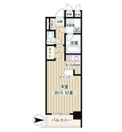 NONA PLACE渋谷神山町307号室