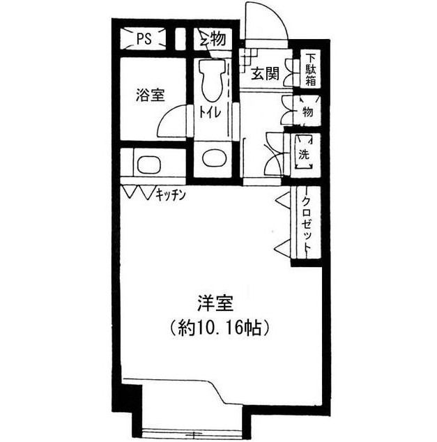 原宿東急アパートメント402号室
