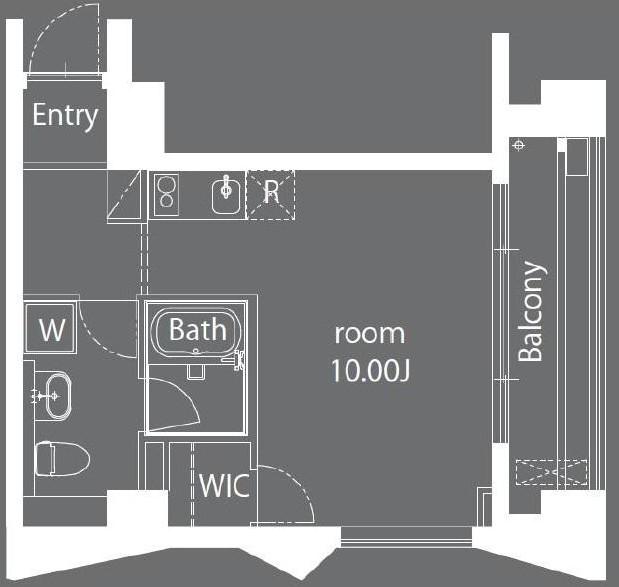COURT23307号室