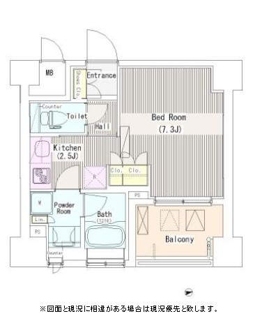i-Suite HigashiNakano710号室
