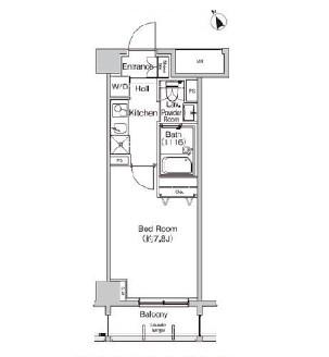 プラウドフラット北参道306号室