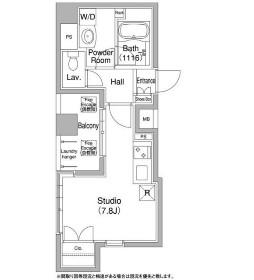 コンフォリア銀座EAST1203号室